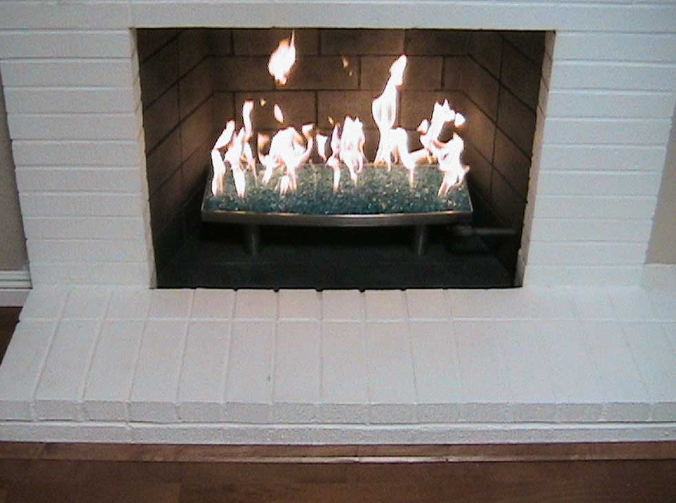 Paint For Inside Of Fireplace More Trays Performance Fireplace Glass Custom Fireplace Stainless .